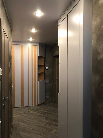 Комплект мебели для гостиной и прихожей
