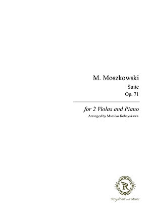 M. Moszkowski/Suite op.71 [Download edition]