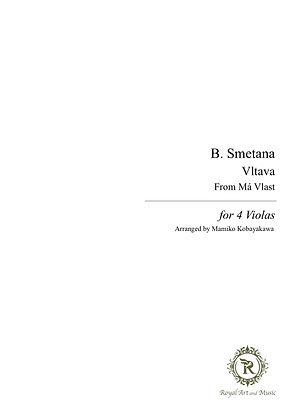 B. Smetana/Vltava from Má Vlast [Download edition]