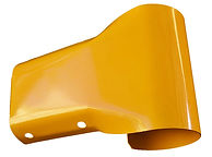 Guardrail Adelaide Bullnose Yellow Powde
