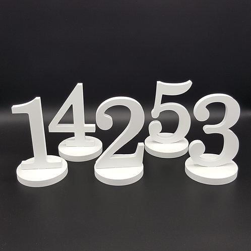 Tischzahlen V13