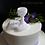 Thumbnail: 3D Kelch/Bilbel/Brot Tortenfigur