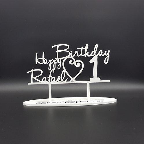 Cake Topper Geburtstag V1 Kind