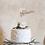 Thumbnail: Cake Topper (Wimpel) Konfirmation V1