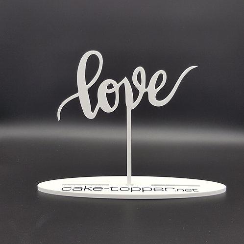 Cake Topper love V1