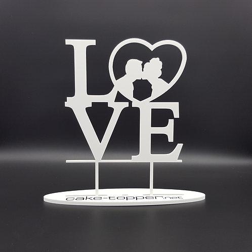 Cake Topper LOVE V2