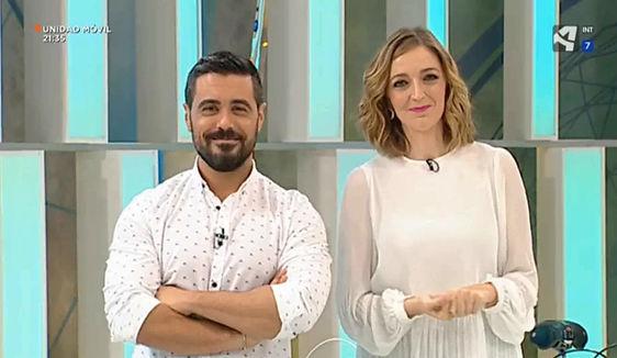 Entrevista de Antena Aragón a los Artistas de la exposición La Intimidad del Nodos.