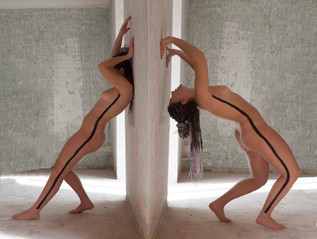 The poses of the soul - Alba Mozas
