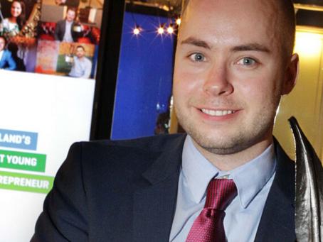 Graignamanagh entrepreneur Blaine Doyle set for the big COVID-19 battle