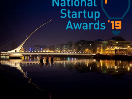 GlowDx Finalist at National Startup Awards 2019
