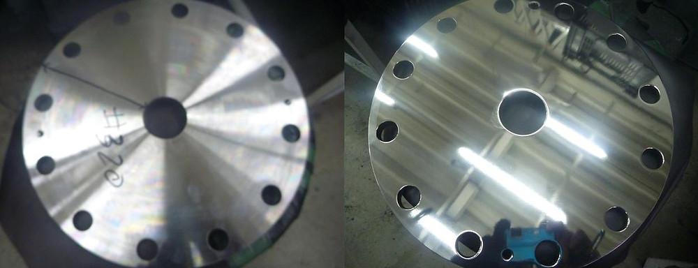 鋳物・鋳造・ロストワックスのバフ研磨