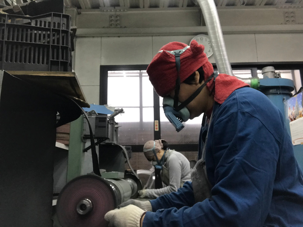株式会社旭研磨工業所-単品・小ロット多品種、試作品の研磨加工