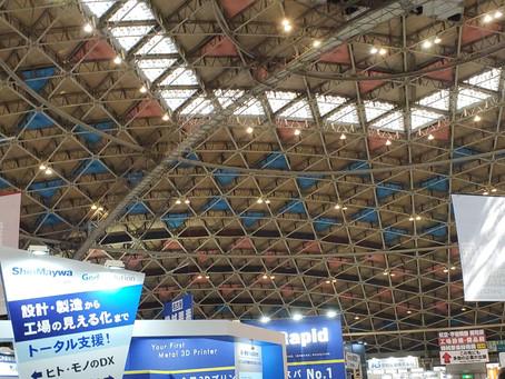 名古屋機械要素技術展に行ってきました