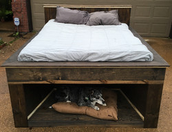 Custom Built Bed