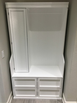 Stand Alone Mudroom