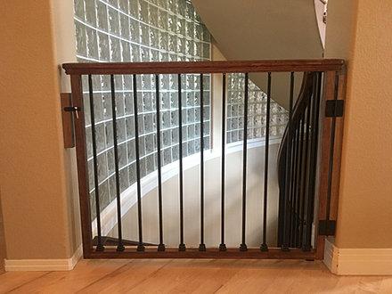 custom baby gates