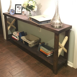 Custom Accent Table