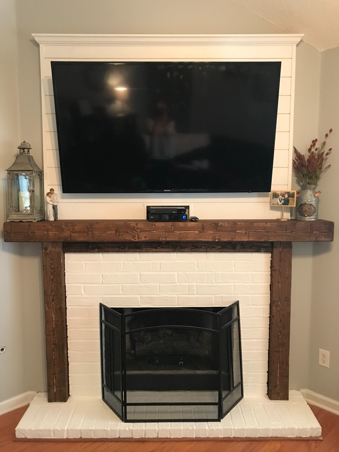 Fireplace Facelift