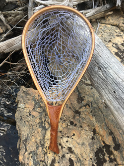 Custom Flyfishing Net