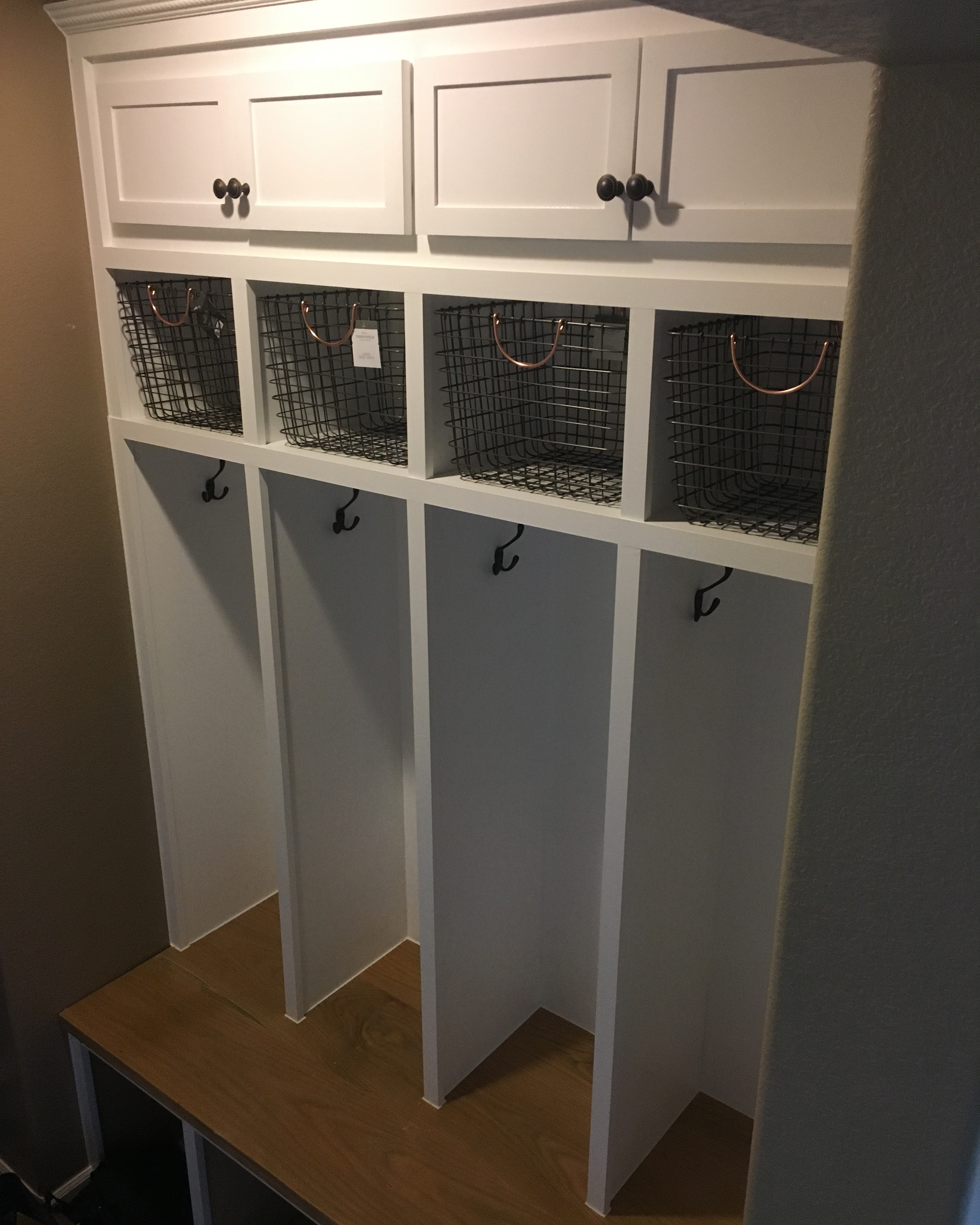 Organizational Mudroom