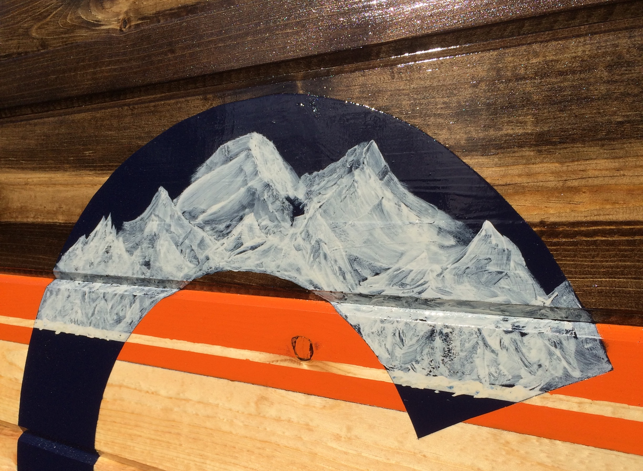 Colorado Flag Wall Mount