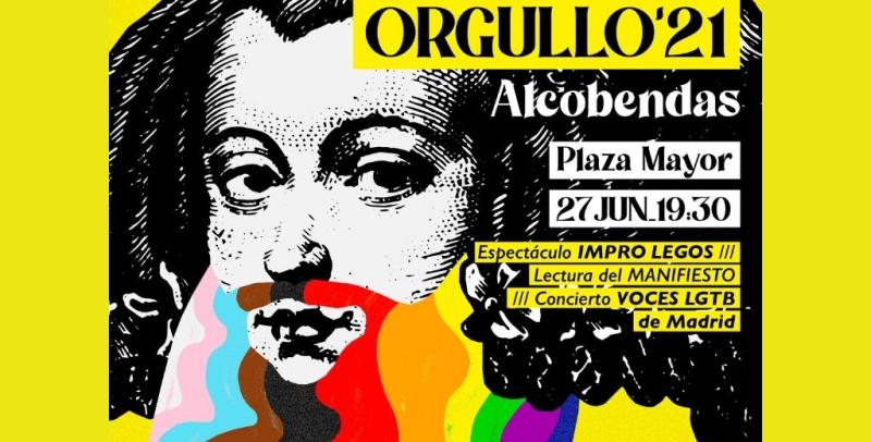 El Coro de Voces LGTBI llega a la Jornada del Orgullo de Alcobendas