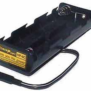 6 C-Cell Battery Tray for FT-817
