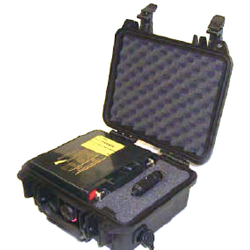 Hi-Power WaterSafe - 18AH AGM Batthery with Waterproof Case and Charger