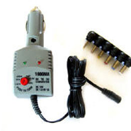 Multi-Tip / Multi-Voltage Adapter
