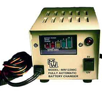 2 Amp Float Charger