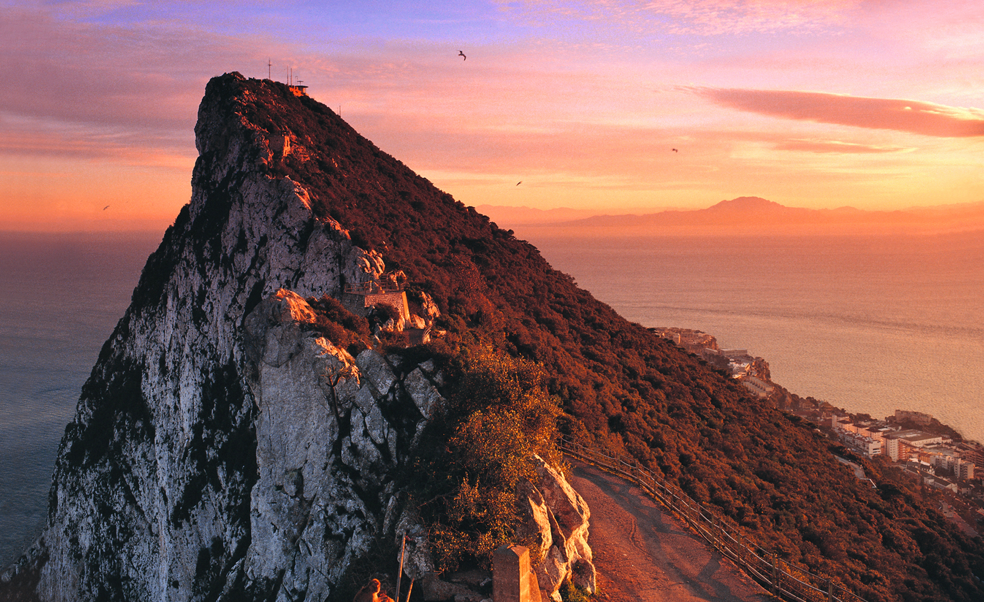 6-Rock of Gibraltar