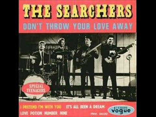 Gig A Bite - The Searchers