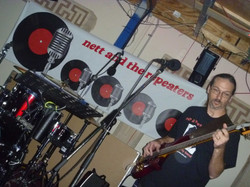 Ben at studio