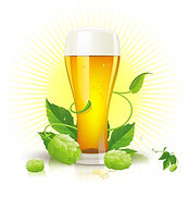 Vector_glass_of_beer_hop_cones_and_leave