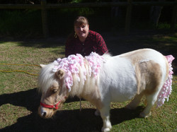 New pony for Nett