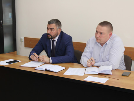 Глава города Вячеслав Белик провёл приём граждан по личным вопросам.