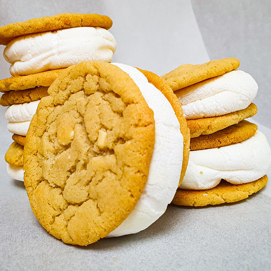 Double White Choc S'mores