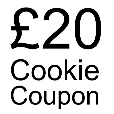 £20 Cookie Coupon