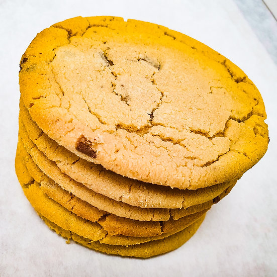 Ginger and Dark Chocolate Cookie