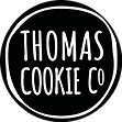Thomas Cookie Co. logo - Cookie By Post