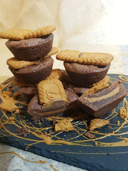 Lotus Biscoff Cookie Cup