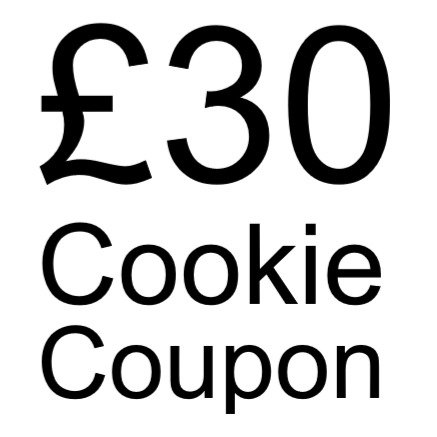 £30 Cookie Coupon