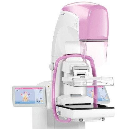 Маммограф Planmed Clarity 2D (Финляндия)