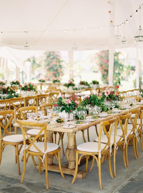 Empire Polo Club Wedding