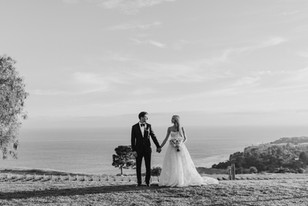 Catalina View Gardens Vineyard Wedding