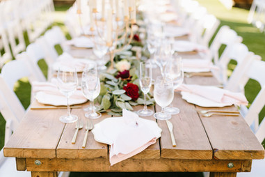 Cielo Farms Vineyard Wedding