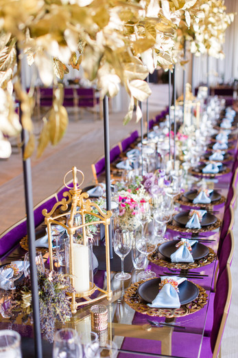Rolling Hills Country Club Wedding Event