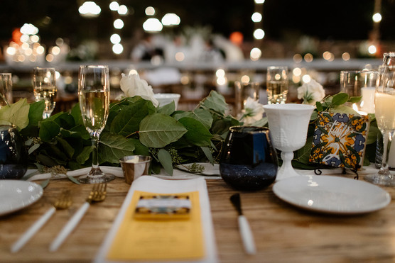 Calamigos Ranch Elegant Outdoor Wedding