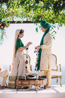 Catalina View Gardens South Asian Wedding
