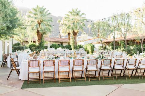Poolside Wedding at Alcazar Palm Springs